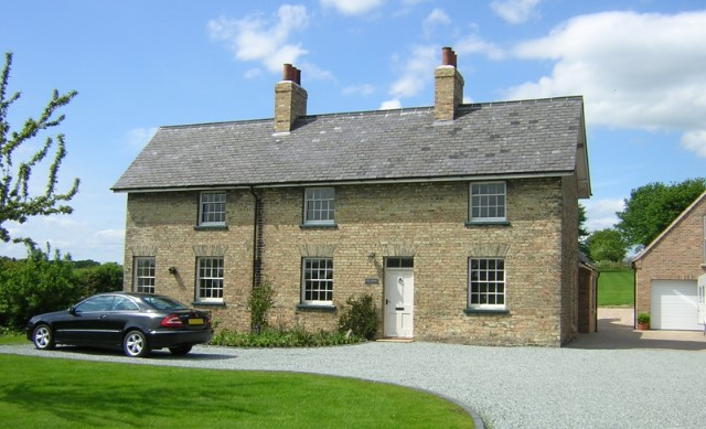 Mill House Sancton Front Elevation